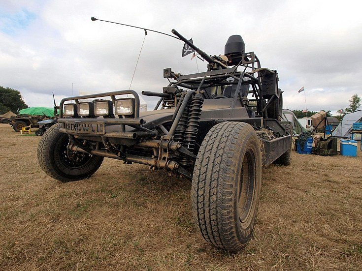 Land rover своими руками 85